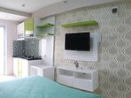 room for rent at Bassura City