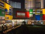 Bassura City mall rental property