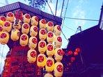 Gion Festival(July)