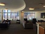 Public indoor lounge