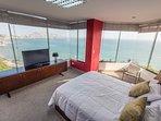 360 Oceanview master bedroom
