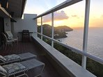 SUNSET VIEW AND PATIO
