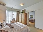 You'll discover all the necessary comforts of home are provided here.