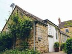 Stay in this converted barn at Owlpen