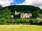Owlpen Manor Cottages