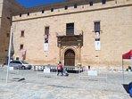 Para visitar, palacio ducal de Pastrana