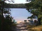 Pond Beach