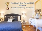 THE BEST RATE FOR ALL DIRECT BOOKINGS! Please, contact us directly! We are the Global Winner!