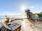 Beachways House decking