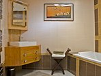 Plaisir du bain Appartement Mogador Honfleur