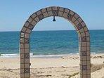 Beachfront Shower