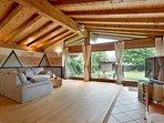 Living room 'Residence Kitzbühel'