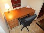 Desk - Free Wi-Fi