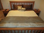 Master - King Size Bed