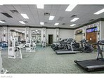 The Strand Fitness Center included as part of Social Membership