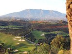 Spectacular views from the famous La Cala Resort & Gold Club - only 5 minutes' drive away.
