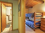 Step into the bunk room!