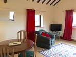 Glan Morfa Lodge - Raven Cottage and Wildlife park