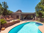 Private pool & spa in your own back yard