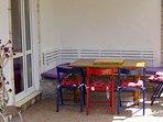 A4(4+4): terrace