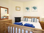 Holiday cottage Harlech - bedroom