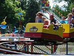 Amusement Park ~ Midway State Park