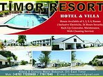 Timor Resort, where perfect hospitality and perfect place to stay.