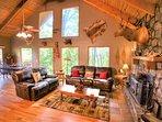 Livingroom front view