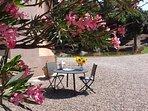'Garance' terrace
