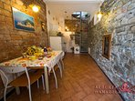 ALBERTA MANAROLA House: ground floor, kitchen