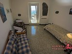 ALBERTA MANAROLA House; first floor single room with balcony
