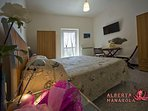 ALBERTA MANAROLA House: second floor triple room with balcony