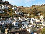Polperro is steeped in history