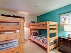 Tyra Chalet Bunk Room Breckenridge Lodging Vacation Rentals