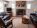 Spacious TV/Living Room
