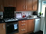 Kitchen (Cooker, Hob and Dishwasher)