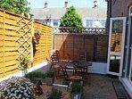 Own Patio Garden (With Garden Furniture)