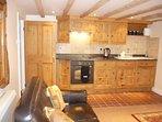 lounge/kitchenet ground floor