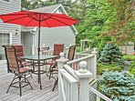Elevate your Long Pond experience when you book this immaculate vacation rental house.