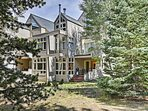 Indulge in the mountain getaway of a lifetime in this lovely Frisco vacation rental condo!