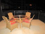 Enjoy gentle breezes on the lanai at night in this Hawaii luxury vacation rental