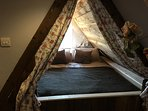 Den style bed