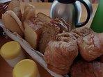 Livraison panier petits-déjeuners à l'heure de votre choix