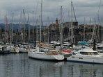 Puerto deportivo de Hendaya
