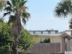 View and walk to the St. Augustine Pier