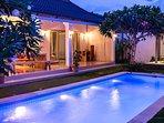 Spacious, Modern, Luxurious Seminyak Villa w Pool