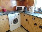 washing machine and nesspresso