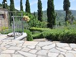 Tuscan Stunner.  Wide expansive views, private, pool and essential WiFi
