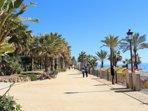 Beach Promenade - 700 m from apartment - 15 km