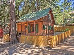 NEW! Charming 1BR Running Springs Cabin